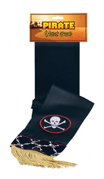 Pirate Deluxe Waist Sash